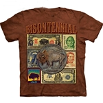 Bisontennial Adult T-Shirt 43-1036030