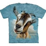 Goat Head Adult 2X-Large T-Shirt