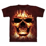 Skulfire Adult 2X-Large T-Shirt 43-1060080