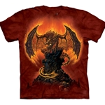 Harbinger of Fire Adult 2X-Large T-Shirt