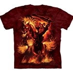 God of War Adult T-Shirt 43-1062590