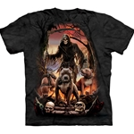 Deaths Pack Adult T-Shirt 43-1062660