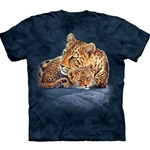 Leopard and Cub Youth's T-Shirt 43-1510990