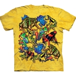 Frog Collage Youth's T-Shirt 43-1514270