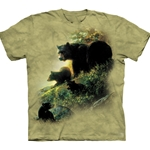Bears in the Morning Youth's Tee Shirt 43-1514530