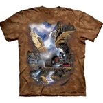 Rails to Pandora Youth's T-Shirt 43-1514640