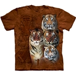 Siberian and Bengal Youth's T-Shirt 43-1530060