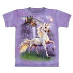 Unicorn Castle Youth's Tee Shirt