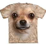 Chihuahua Face Youth's T-Shirt 43-1533320
