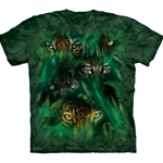 Jungle Eyes Youth's T-Shirt 43-1533431
