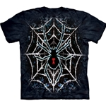 Tie-Dye Spider Youth's T-Shirt 43-1533790