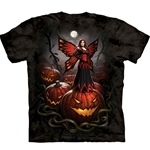 Halloween Fairy Youth's Tee Shirt 43-1533960