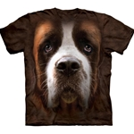 St. Bernard Face Youth's T-Shirt 43-1534180