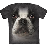 French Bulldog Face Youth's T-Shirt 43-1534400