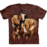 Find 8 Horses Youth's Tee Shirt
