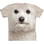 Bichon Frise Face Youth's Tee Shirt 43-1535190
