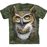 Wise Owl Youth's Tee Shirt