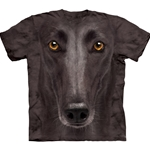 Black Greyhound Youth's Tee Shirt 43-1535550