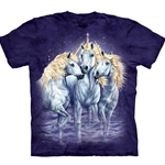 Find 10 Unicorns Youth's Tee Shirt 43-1535630