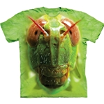 Grasshopper Face Youth's Tee Shirt 43-1535840