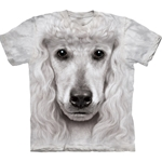 Poodle Face Youth's Tee Shirt 43-1536080