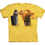 Flower Kitten Youth's Tee Shirt 43-1581710