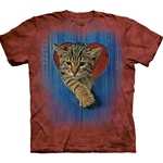 Heart Kitten Youth's Tee Shirt 43-1581850