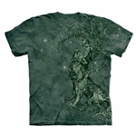 Timber Wolf Adult T-Shirt 43-3930930