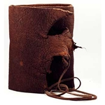 Buffalo Hunter Leather Blank Book 45-BBBCBUF