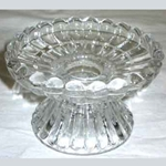 Universal Fluted Glass Candle Holder 45-CH591