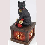 Magical Cat Wishing Box 45-FB040