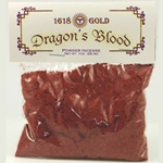 Dragon's Blood Powdered Incense 45-IPGDRA