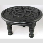 Round Celtic Triquetra Altar Table 45-RAT647C