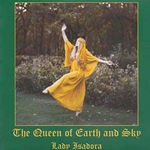 Queen of Earth and Sky by Lady Isadora CD 45-UQUEEAR
