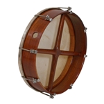 Outside Tunable Sheesham Bodhran Cross-Bar 14 x 3.5 Inches