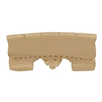 Dilruba Bone Bridge for Indian Harp 47-DLBA-B