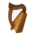 Lily Harp TM, 8 Strings, Knotwork HLLA-K