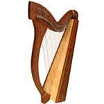 Minstrel Harp TM, 29 Strings 47-HMNA