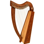 Pixie Harp TM, 19 Strings 47-HPXA