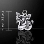 Children of Lir Silver Charm 52-TCM151
