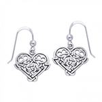 Art Nouveau Silver Earrings 52-TER499