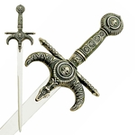 Attila the Hun Sword Letter Opener 56-M8265