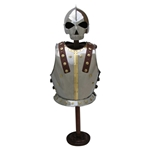 Wearable Skull Armour Display 62-8192