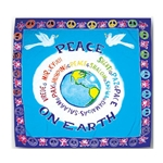 Peace on Earth Wall Hanging 63-11