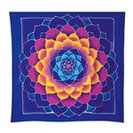 Sunrise Lotus Wall Hanging 63-2
