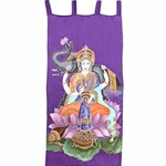 Laksmi Silk Wall Hanging 63-S5