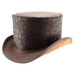Gent Leather Top Hat