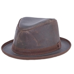 SoHo Hat in Chocolate
