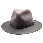 Summit Hat in Pewter