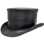 El Dorado Top Hat in Black